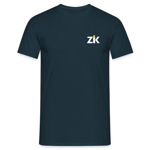 zik - Männer T-Shirt