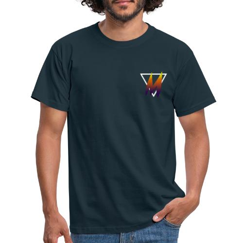Mighty with Triangle - Men's T-Shirt