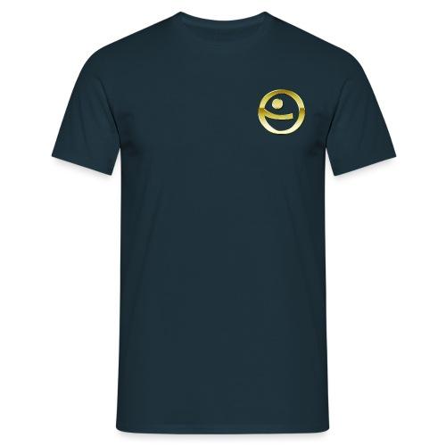 PSW Logo Gold - Männer T-Shirt