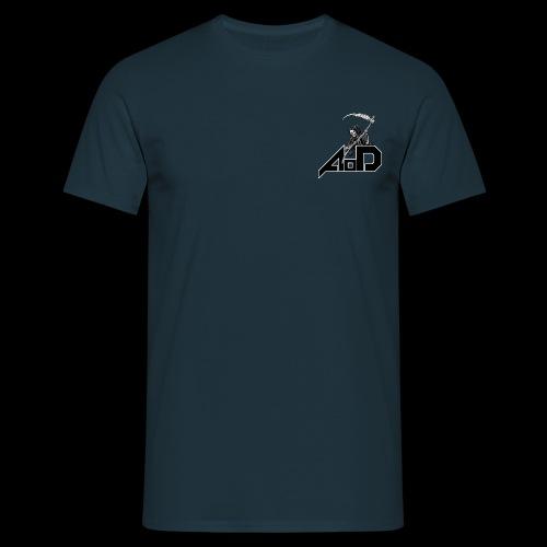 AoD Reaper Logo for cloth - Men's T-Shirt