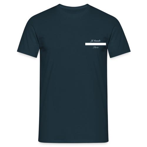 logo FFFFFF - T-shirt Homme