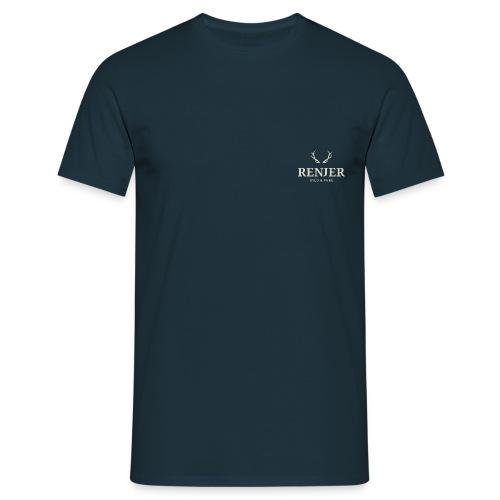 Logo B - Männer T-Shirt