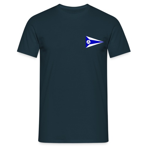 Offiziell vorne und hinten - Männer T-Shirt