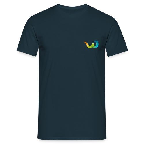 WSRM Academy W Logo - Männer T-Shirt