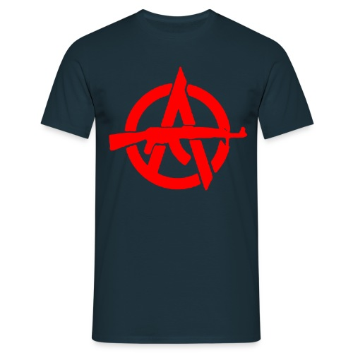 Social Outlaw Anarshirt - Männer T-Shirt