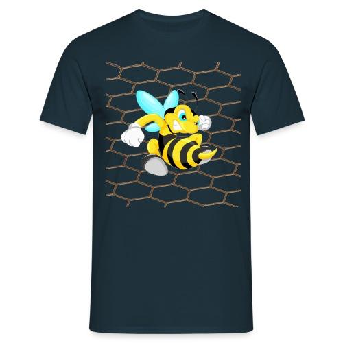 Abeja Guerrera 2 - Camiseta hombre