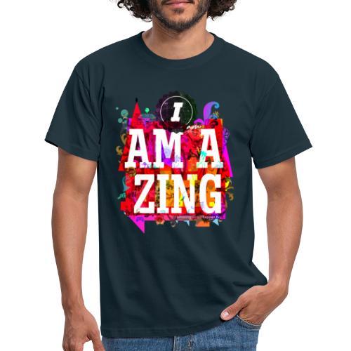 I am Amazing - Men's T-Shirt