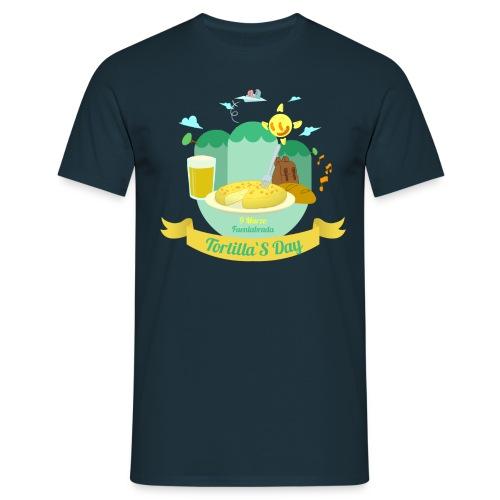 Tortilla´s Day - Camiseta hombre