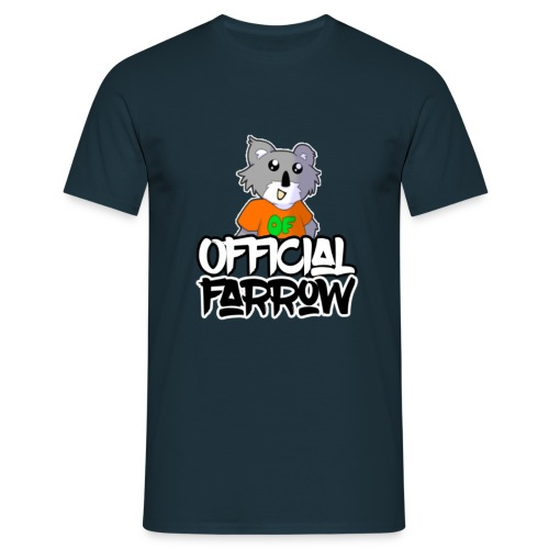 Official Farrow Shirt - Men's T-Shirt