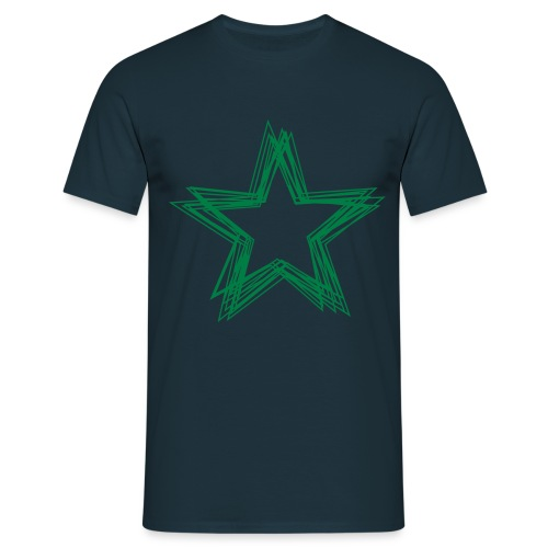red star - Männer T-Shirt