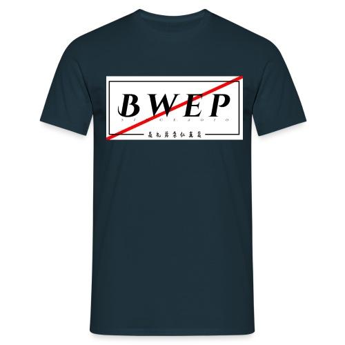 BWEP Plate Bushido - T-shirt Homme