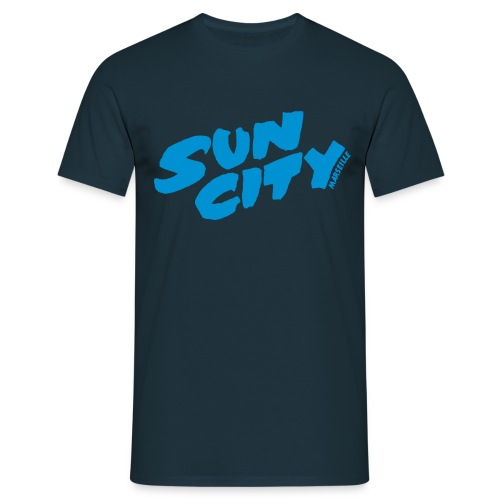 sun city - T-shirt Homme