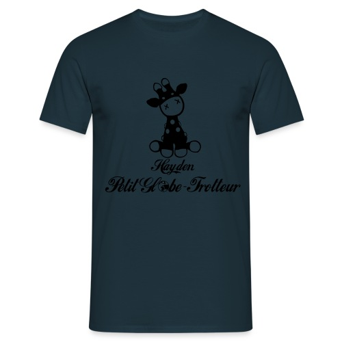 Hayden petit globe trotteur - T-shirt Homme