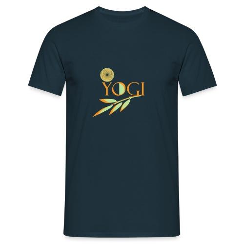 Yogi - Männer T-Shirt