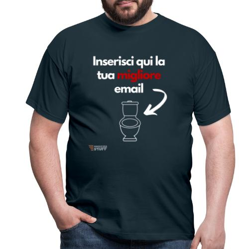 La tua migliore email - Maglietta da uomo