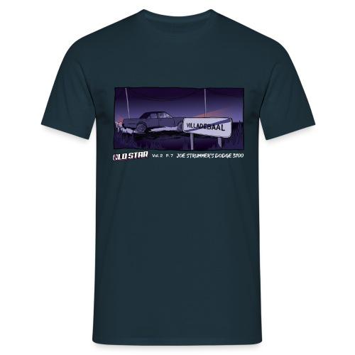 Villadebaal - Joe Strummer Dodge - Camiseta hombre