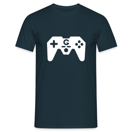 GAMES UOB CONTROL WHITE - Men's T-Shirt