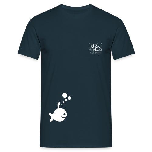 BLUE BAR LOGO Original - Men's T-Shirt