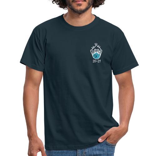 Makse und Schrift - Männer T-Shirt