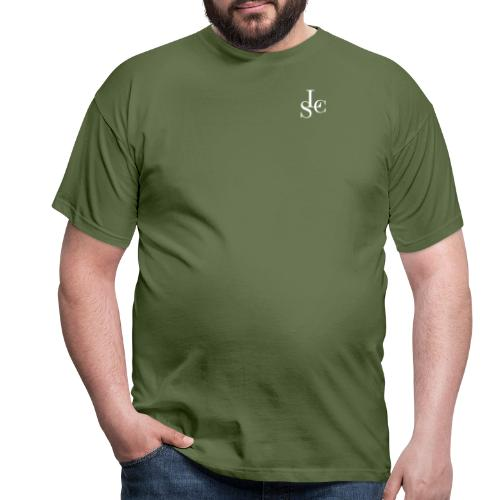 LSC white - Herre-T-shirt