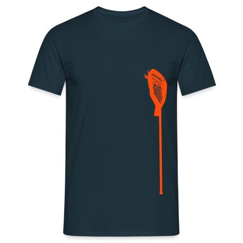 LAX Goalie Stick - Männer T-Shirt