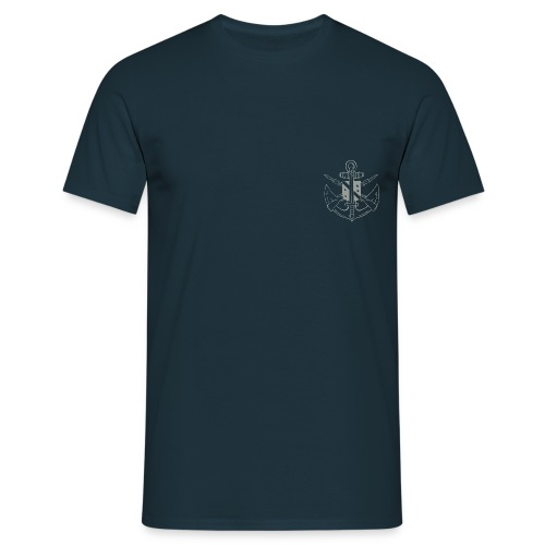 logogfm gris png - T-shirt Homme