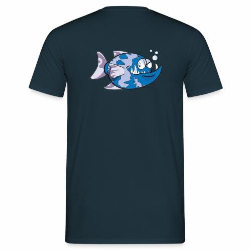 poisson - T-shirt Homme