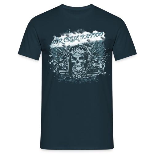 Mr Crue Best pilots - T-shirt herr