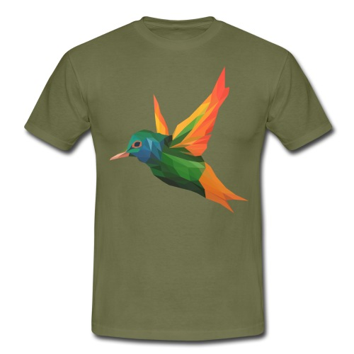 EXOTIC BIRD - MINIMALIST - T-shirt Homme