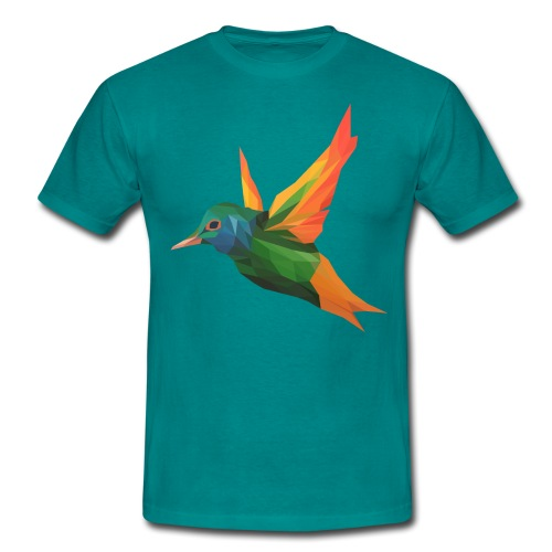 EXOTIC BIRD - MINIMALIST - T-shirt Homme