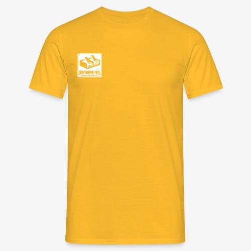 Garagenlan2 - Männer T-Shirt