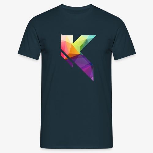 K Bunt OH - Männer T-Shirt