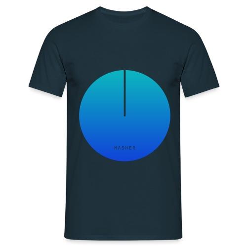 Masher ❁ Ocean - Maglietta da uomo