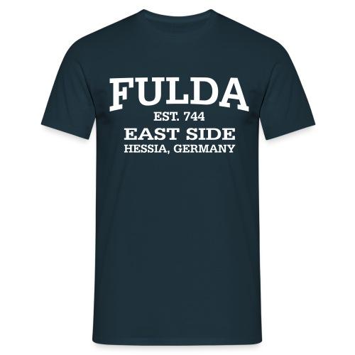 fulda01 - Männer T-Shirt