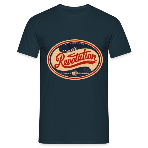 TRUTH REVOLUTION - Men's T-Shirt
