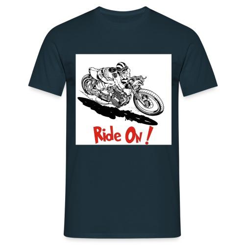 Rogie Rocker - Men's T-Shirt