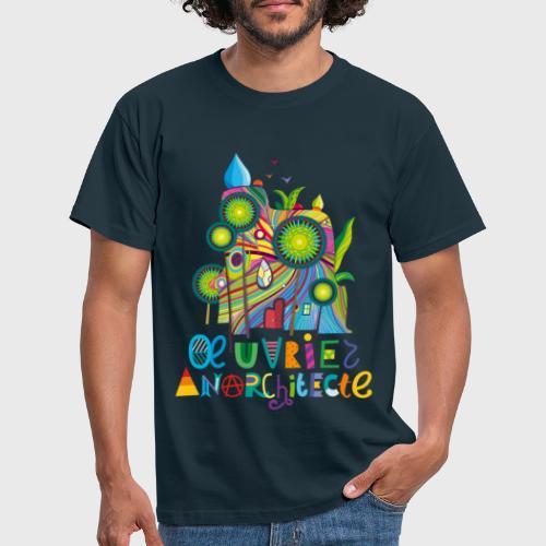 Anarchitecte - T-shirt Homme
