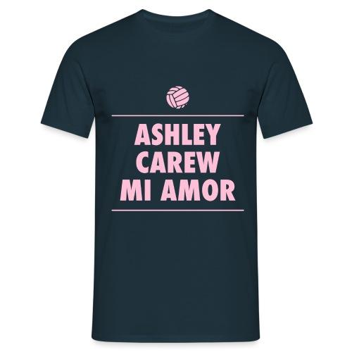 Ashley Carew Mi Amor Pink - Men's T-Shirt