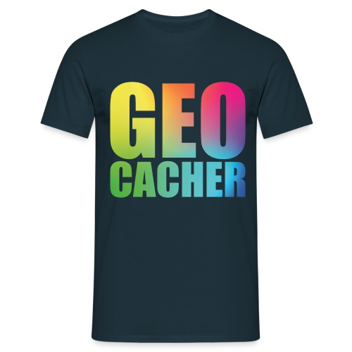 Geocacher (summer2016) - Miesten t-paita