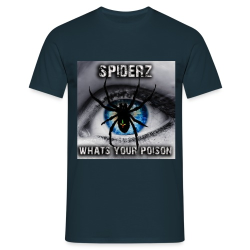 Spiderz main cover 3 - Men's T-Shirt