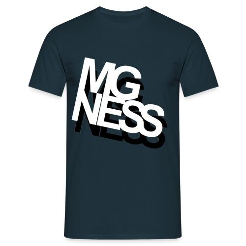 mgness double - Männer T-Shirt