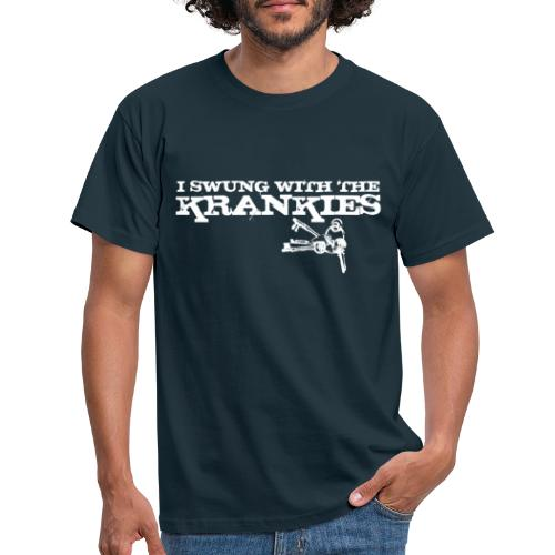 I Swung With the Krankies - Men's T-Shirt