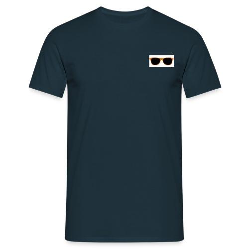 lunette orange - Männer T-Shirt