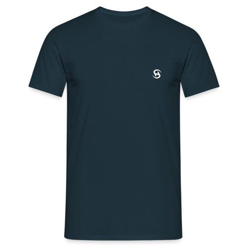 Sitt Ner basic logo - T-shirt herr