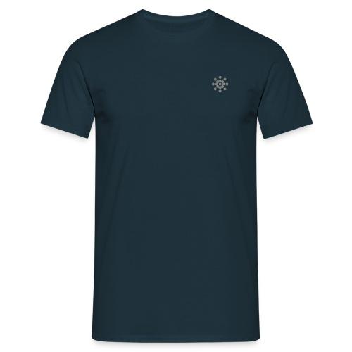 Aikido Ki Society Sun Logo Pure - Männer T-Shirt