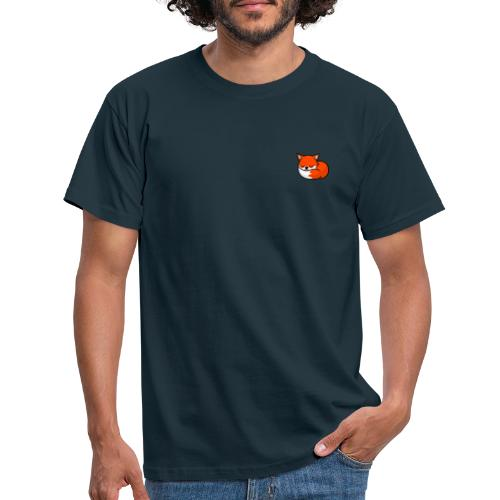 Sleeping Shiba - T-shirt Homme