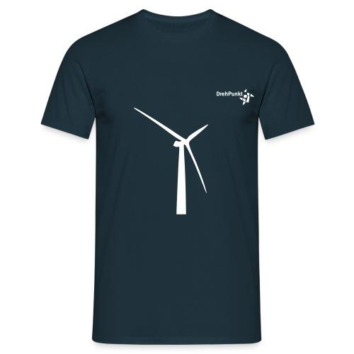 windenergieanlage - Männer T-Shirt
