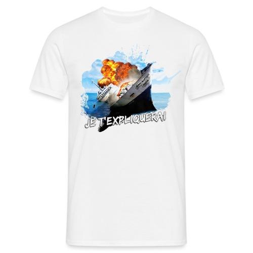 Ship 1 - T-shirt Homme