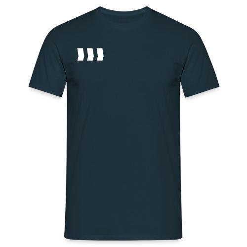 stripes - Männer T-Shirt