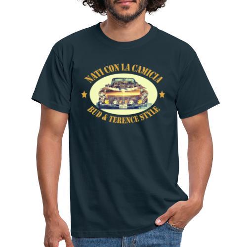 Nati con la camicia - Maglietta da uomo